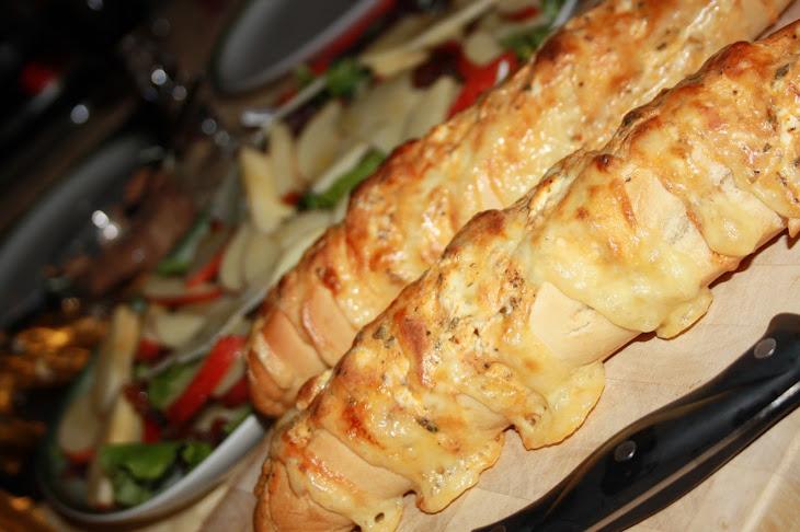 Cheese Baguette Recipe