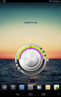 Analog Clock Widget- screenshot thumbnail