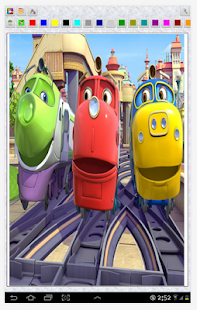 Draw Chuggington