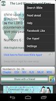 Screenshot of Prayers & Blessings Daily