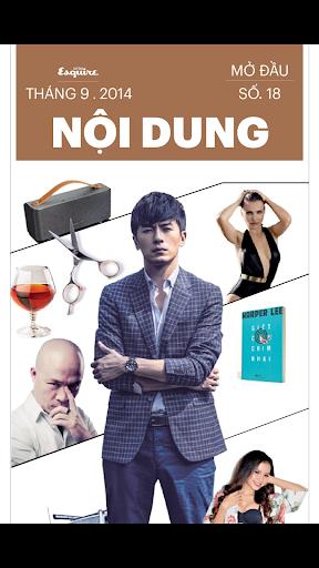 Esquire Viet Nam Magazine