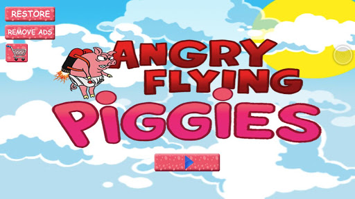 Angry Flying Piggies
