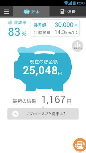 ドライブ貯金