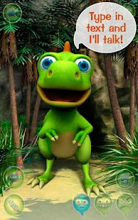 Talky Don The Dinosaur HD FREE