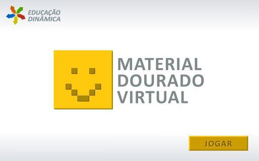 Material Dourado Virtual