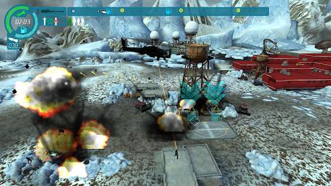 Choplifter HD Screenshot 1