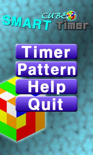 Smart Cube Timer
