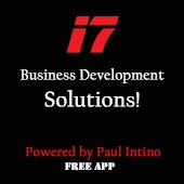 i7 Business Development Tool!