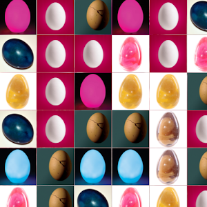 Egg Puzzle & Memory Games