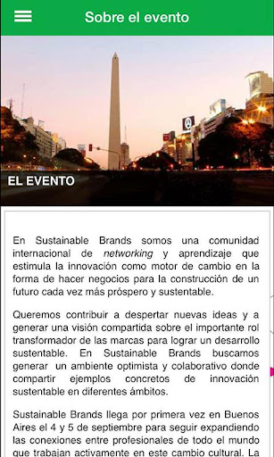 Sustainable Brands BuenosAires