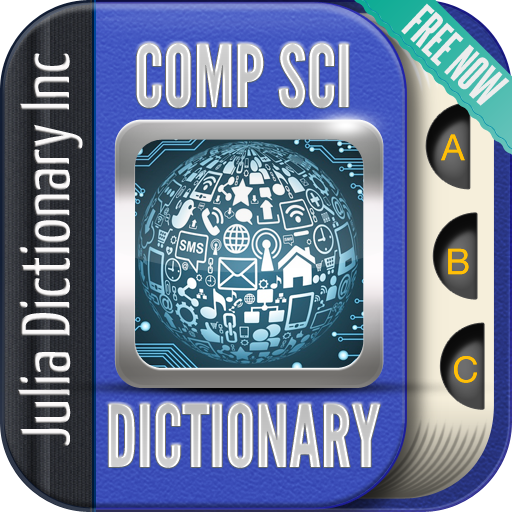 Computer Science Dictionary LOGO-APP點子
