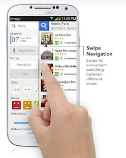 trivago - The Hotel Search - screenshot thumbnail