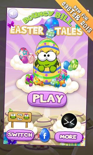 Bouncy Bill Easter Tales
