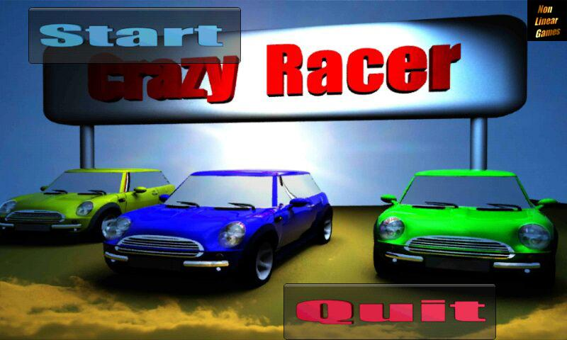 Crazy Racer - screenshot
