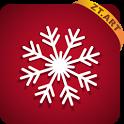 ChristmasSnow Theme GOLauncher icon