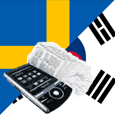 Korean Swedish Dictionary