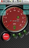 Screenshot of Red Speedo Dynomaster Layout
