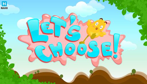 NEJ - Let's Choose