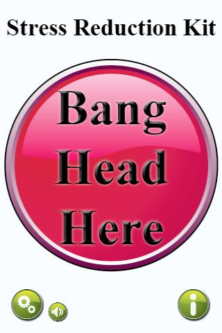 Bang Head Here - screenshot