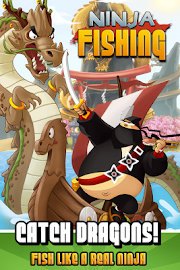 Ninja Fishing Screenshot 1