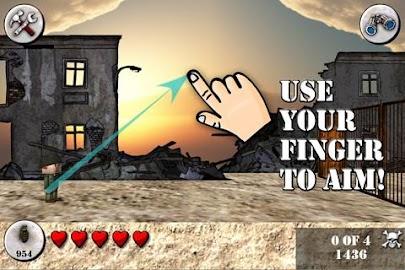 Angry World War 2 FREE Screenshot 1