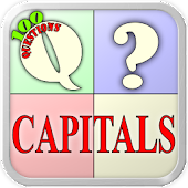 100 Questions Quiz: capitals