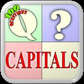 100 Questions Quiz: capitals