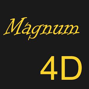 Magnum 4D Result