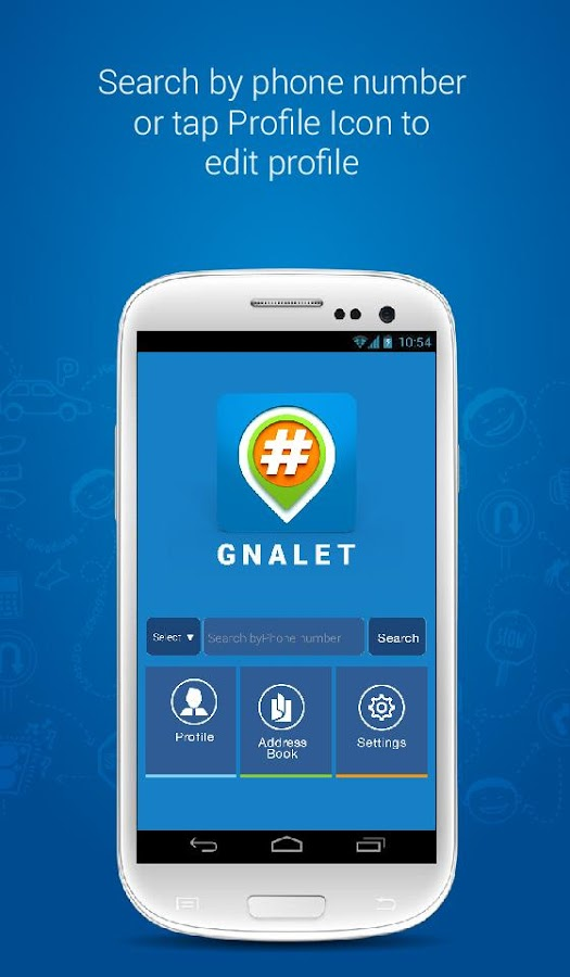 Gnalet- screenshot