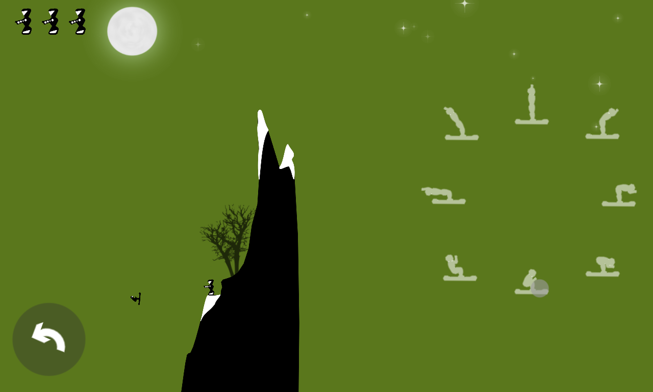 Krashlander- Ski, Jump, Crash!- screenshot
