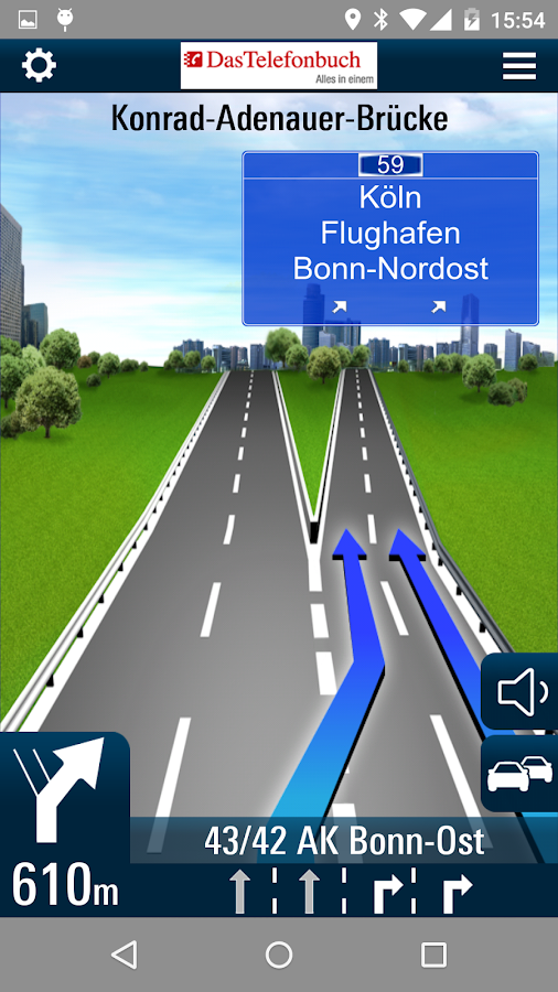 V-Navi – Screenshot