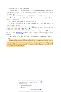 Kindle – Vignette de la capture d'écran