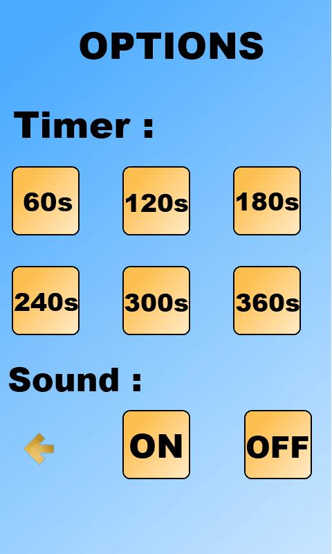 Scattergories Timer & Dice - screenshot