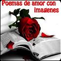 Poemas de amor con imagenes icon