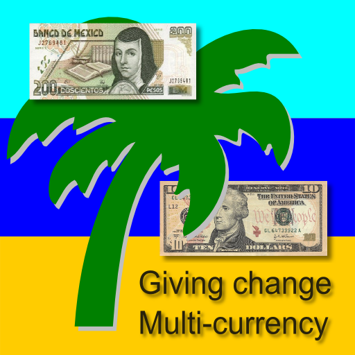 Give change multi-currency LOGO-APP點子