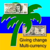 Give change multi-currency