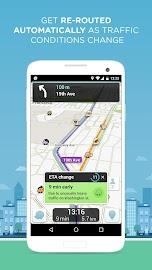Waze - GPS, Maps & Traffic Screenshot 7
