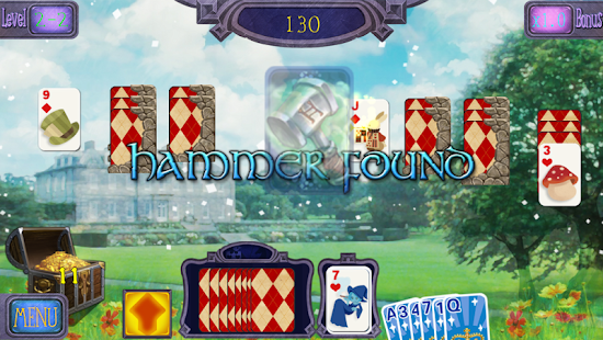 Alice Solitaire - screenshot thumbnail