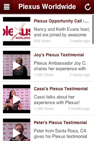 Plexus Ambassadors - screenshot