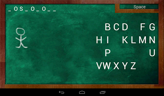 Educational Hangman in English- screenshot thumbnail