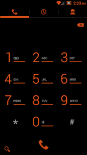 Tangerine Dream CM10.1 Theme - screenshot thumbnail