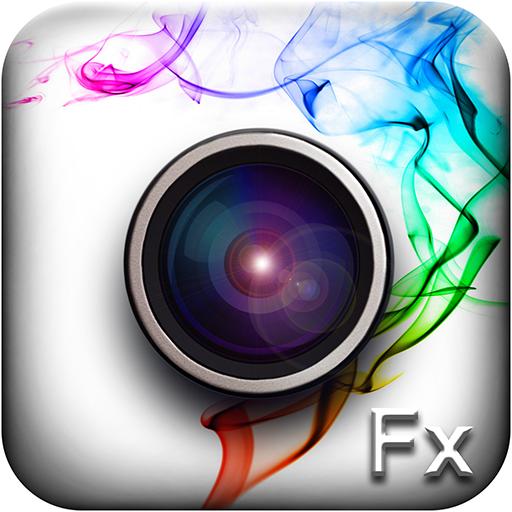 攝影必備App|PhotoJus Smoke LOGO-綠色工廠好玩App