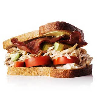 Turkey Avocado Sandwich Healthy Recipes.