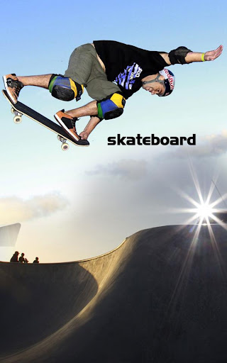 스케이트 보드 게임