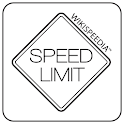 Speed Limits by Wikispeedia icon