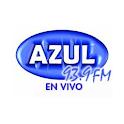 Azul 93.9 FM logo