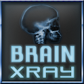Xray Scanner cerebral icon