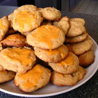 Orange Cream Cookies