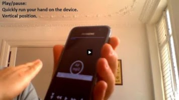 Screenshot of Air Mp3 Player
