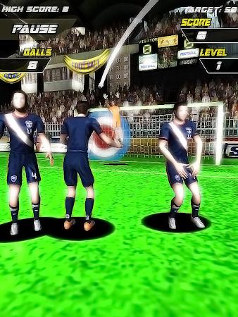 Pro Cup Soccer (Football) 1.0 screenshot 45039